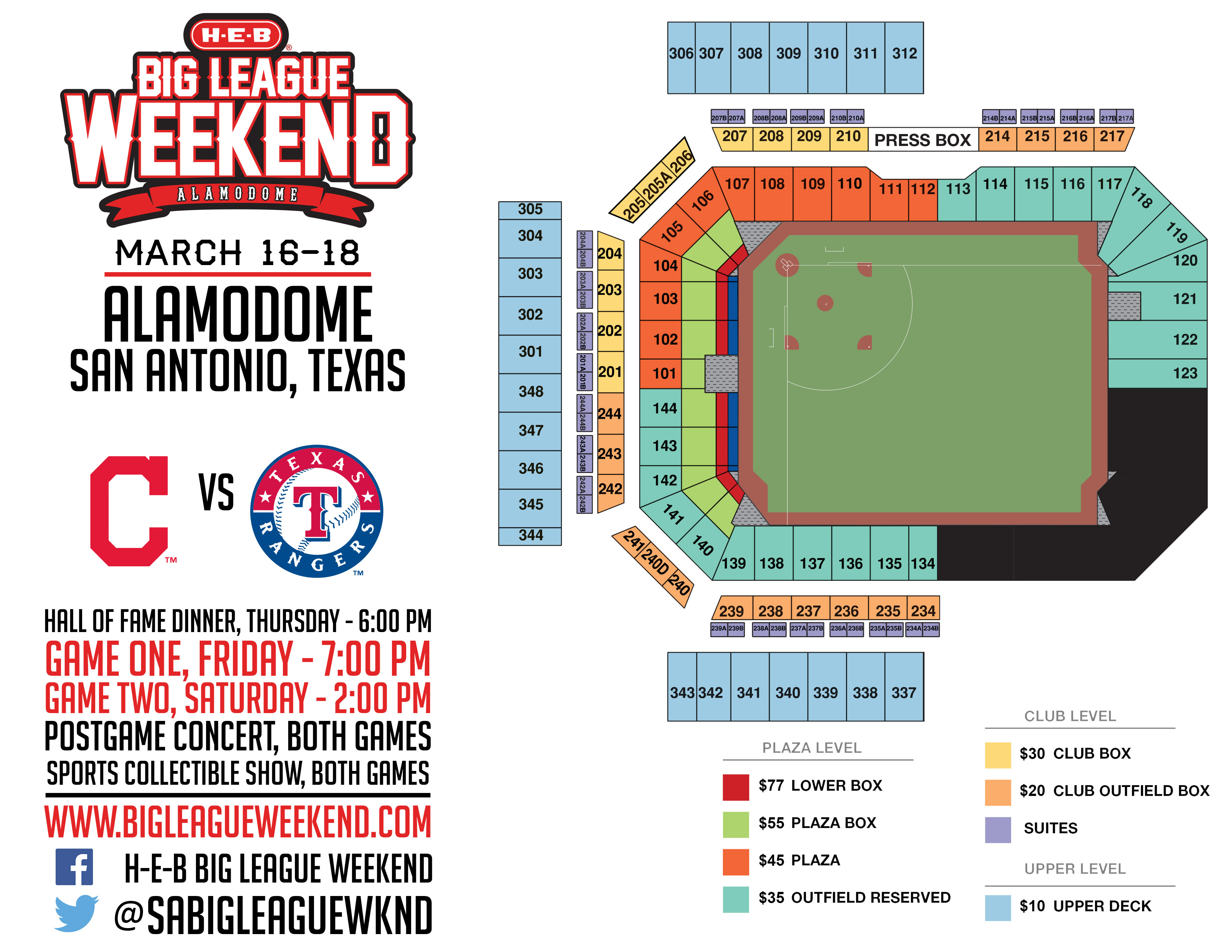 Tickets Big League Weekend Alamodome March 18 And 19